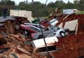 Автомобили провалились под землю в США
