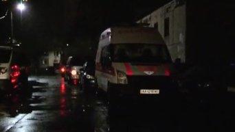 Взрыв гранаты в квартире в Киеве